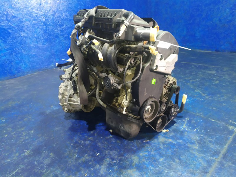 Двигатель Volkswagen Lupo BBY 2017