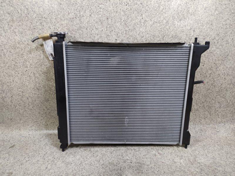 Радиатор основной Nissan Lafesta B30 MR20DE 2006