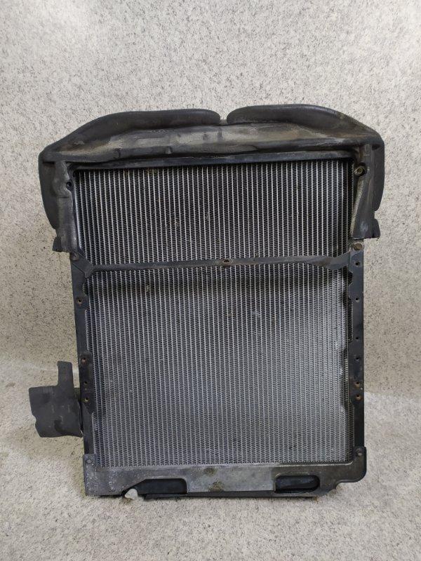 Радиатор основной Hino Dutro XZU508 N04C 2010