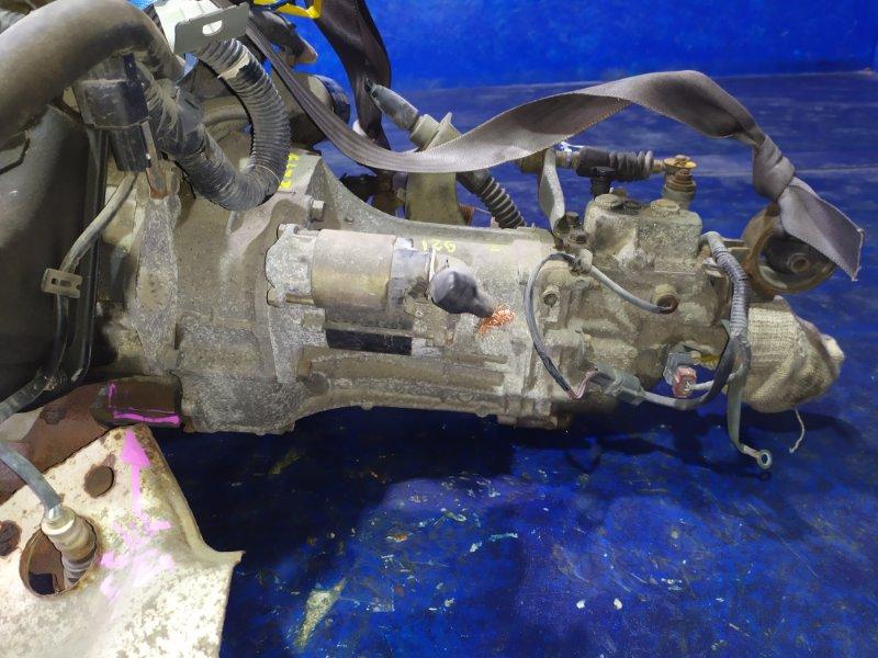 Мкпп Nissan Clipper U71V 3G83