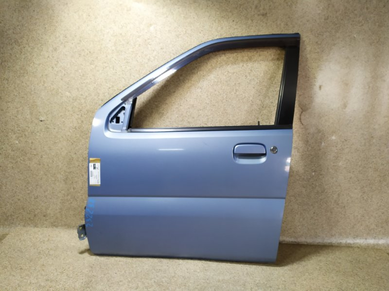 Дверь Suzuki Kei HN22S 2002 передняя левая