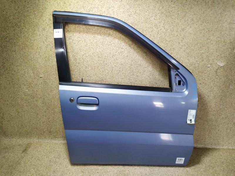 Дверь Suzuki Kei HN22S 2002 передняя правая