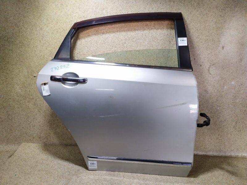 Дверь Nissan Bluebird Sylphy G11 2006 задняя правая