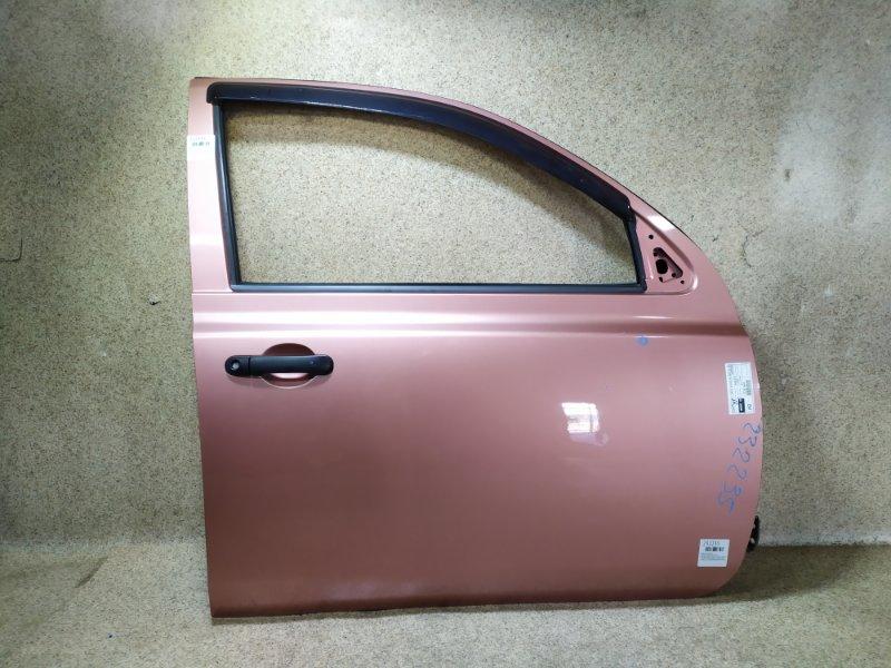 Дверь Nissan March AK12 2007 передняя правая