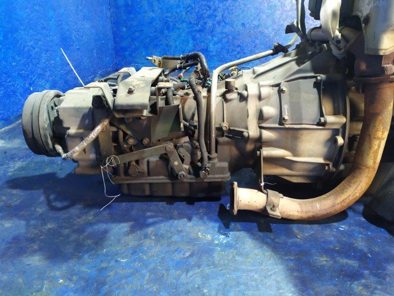 Акпп Mitsubishi Canter FE72EB 4M51 2002