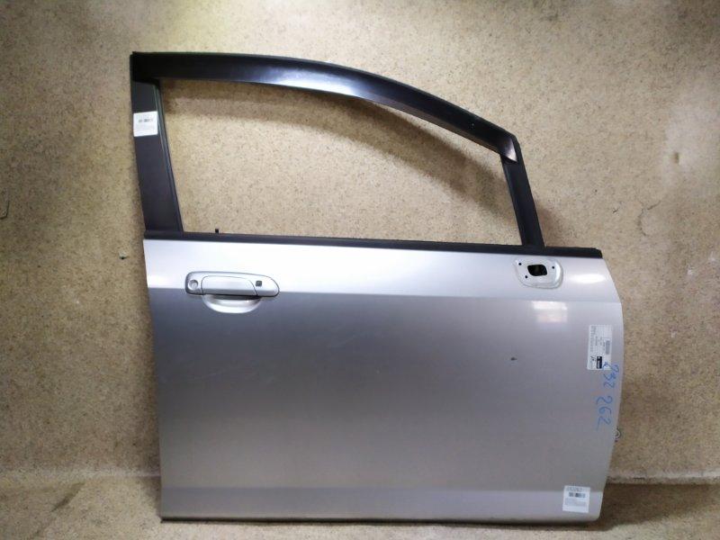 Дверь Honda Fit GD1 2005 передняя правая