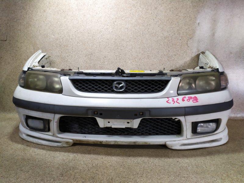 Nose cut Mazda Capella GW8W FP 1998 передний