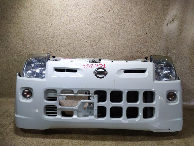 Nose cut Nissan Pino HC24S K6A 2009 передний