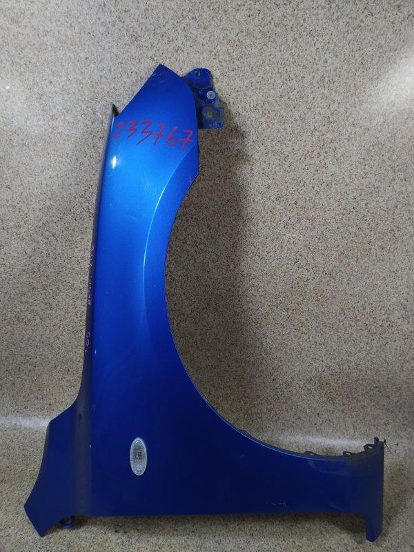 Крыло Mazda Axela BK5P 2005 переднее правое
