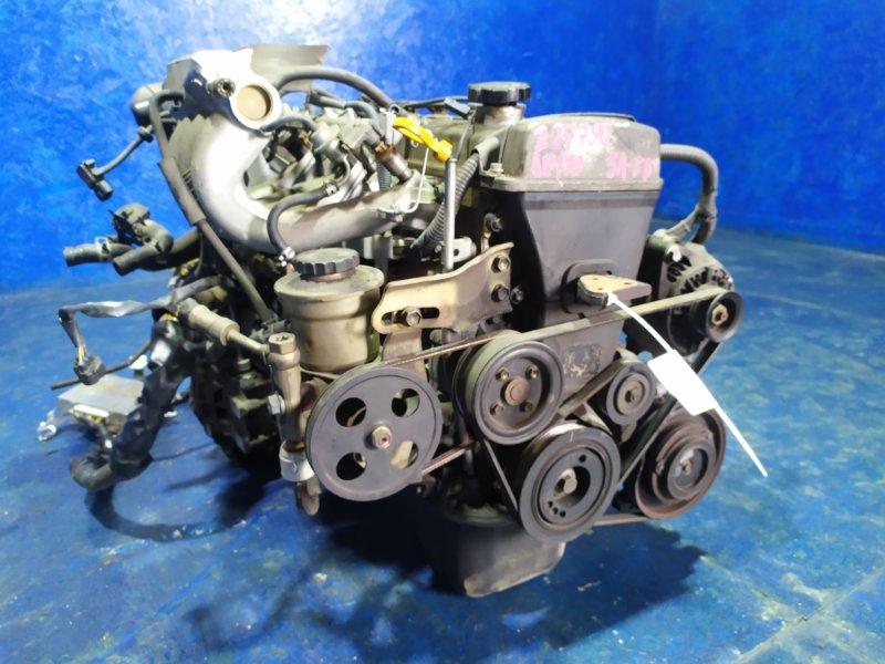 Двигатель Toyota Corolla AE110 5A-FE 1997