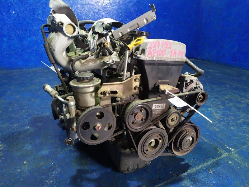 Двигатель Toyota Corolla Ceres AE100 5A-FE 1998