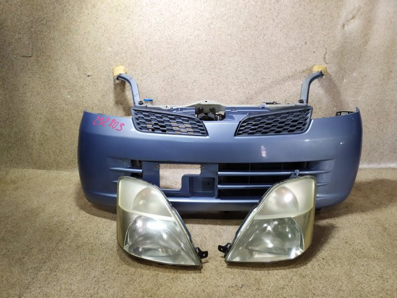 Nose cut Nissan Moco MG21S K6A 2003 передний