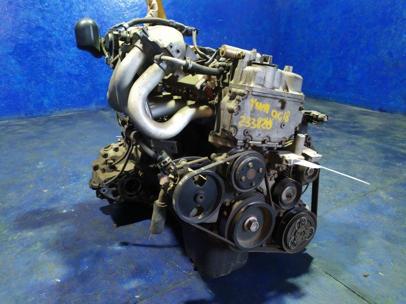 Двигатель Nissan Expert W11 QG18DE
