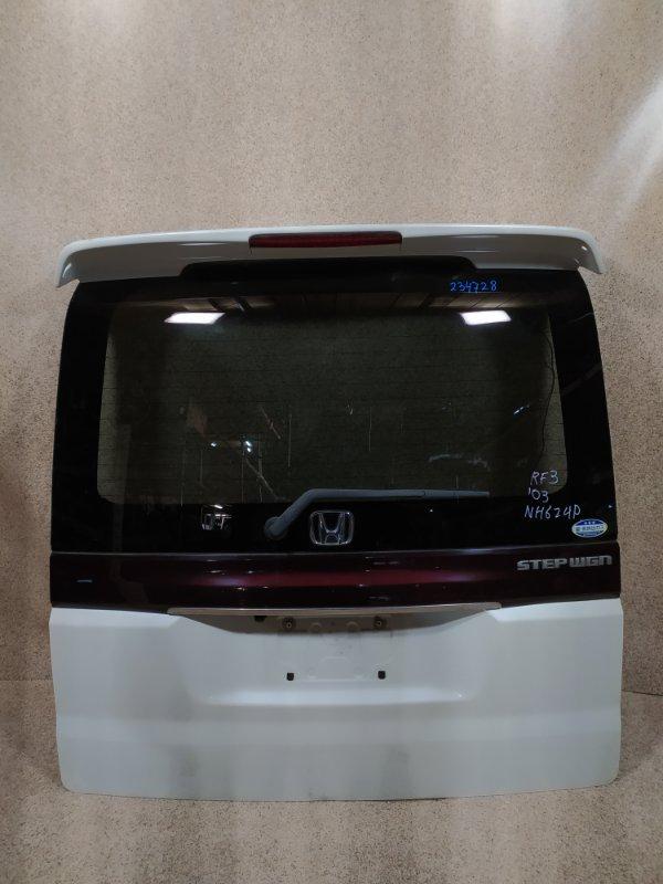 Дверь задняя Honda Stepwgn RF5 2003 задняя