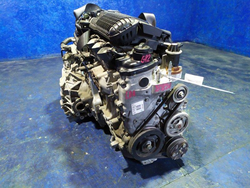 Двигатель Honda Fit Shuttle GP2 LDA 2011
