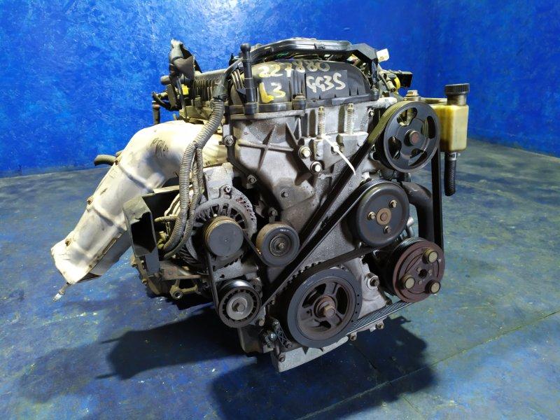 Двигатель Mazda Atenza GG3S L3-VE 2004
