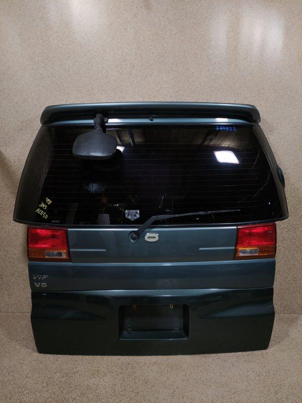 Дверь задняя Nissan Elgrand ALE50 1998 задняя