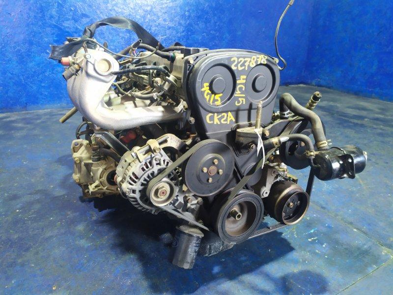 Двигатель Mitsubishi Lancer CK2A 4G15 1997