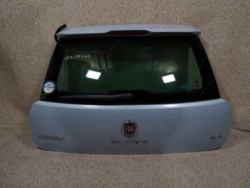 Дверь задняя Fiat Grande Punto 199 2004 задняя