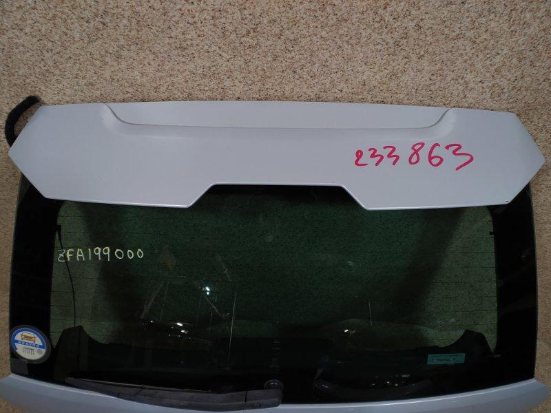 Дверь задняя Fiat Grand Punto 199 2004 задняя