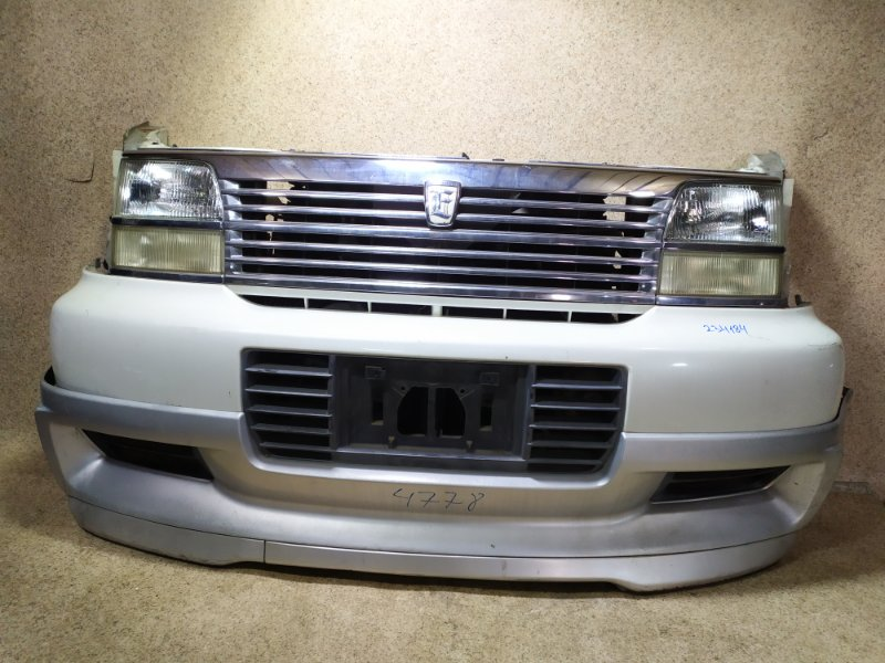 Nose cut Nissan Elgrand ALE50 VG33 2000 передний