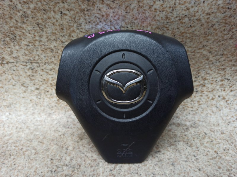 Airbag водителя Mazda Axela BK5P