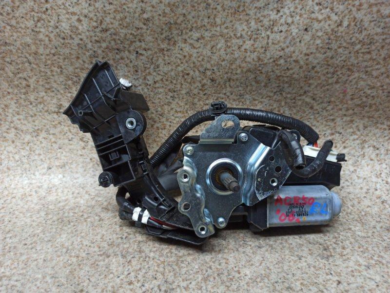 Механизм открывания дверей Toyota Estima ACR50 задний левый