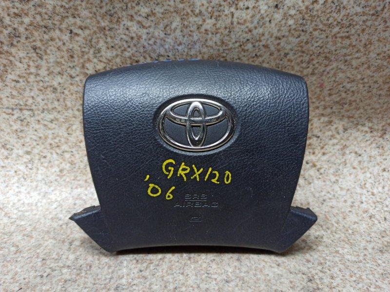 Airbag водителя Toyota Mark X GRX120