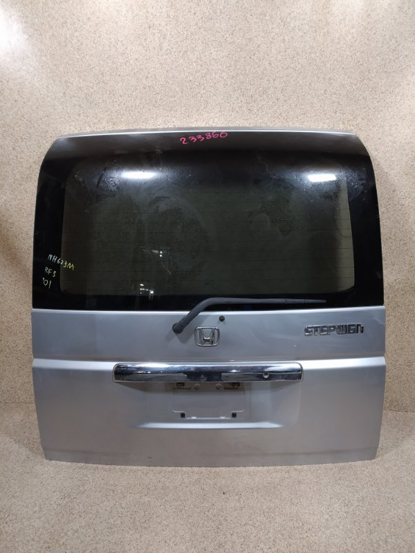 Дверь задняя Honda Stepwgn RF3 2001 задняя
