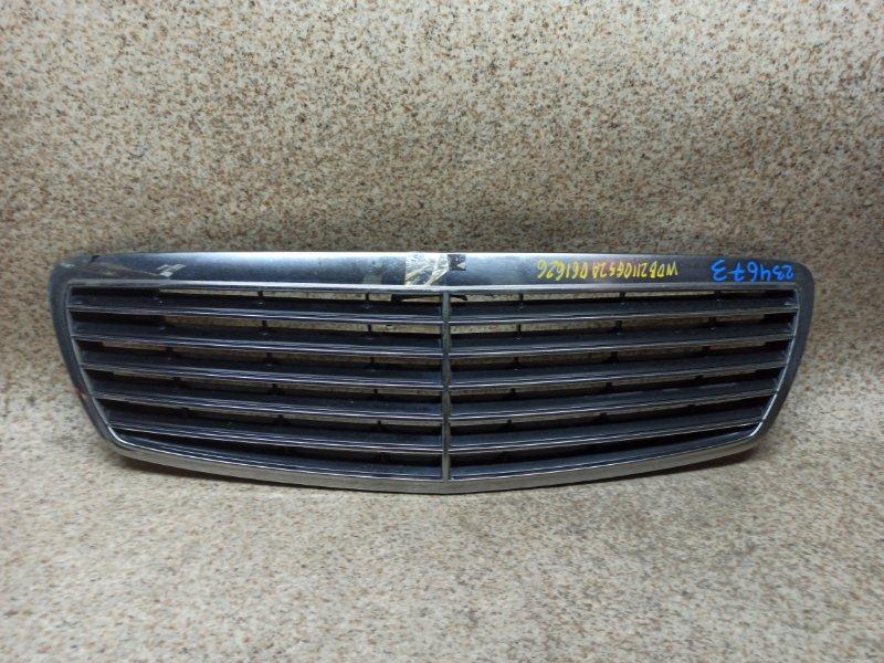 Решетка радиатора Mercedes-Benz E-Class W211