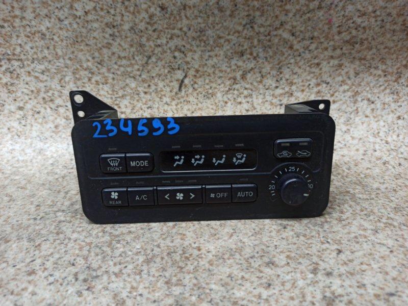 Климат контроль Toyota Lite Ace Noah SR40