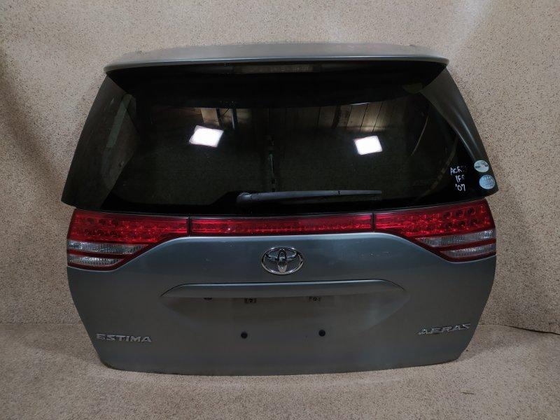 Дверь задняя Toyota Estima ACR55 2007 задняя