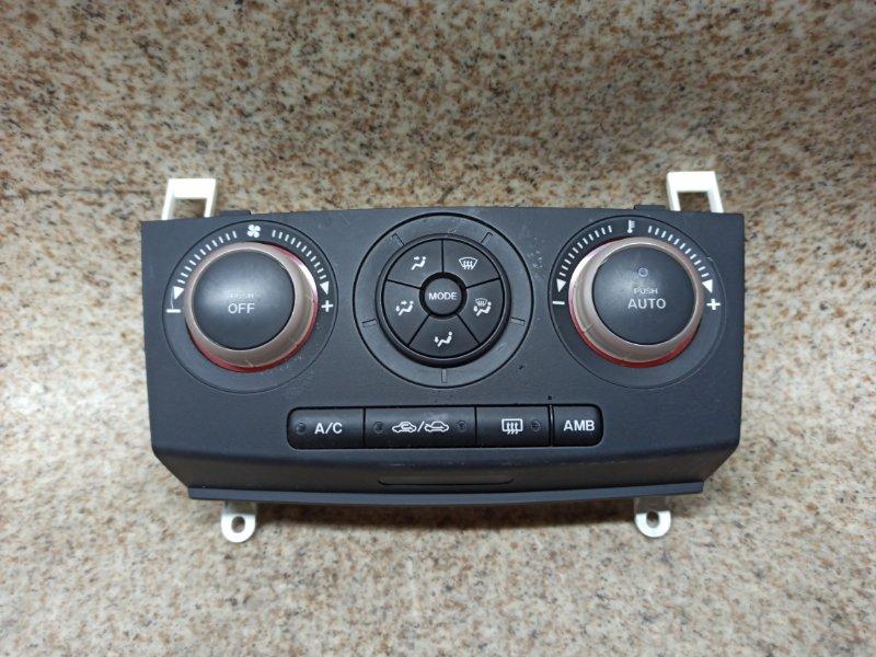 Климат контроль Mazda Axela BK5P