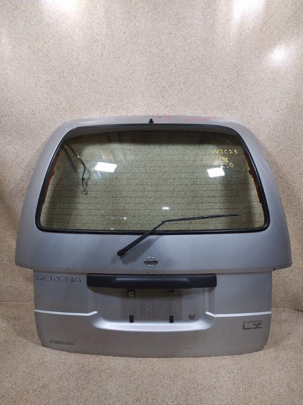 Дверь задняя Nissan Serena C23 1998 задняя