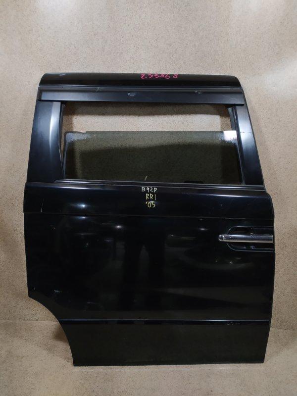 Дверь Honda Elysion RR1 2005 задняя правая