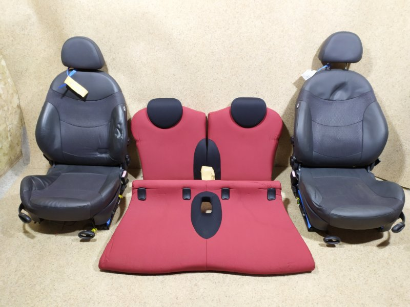 Сидение Mini Hatch R50