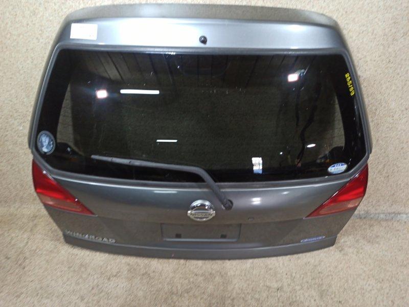 Дверь задняя Nissan Wingroad WFY11 2005 задняя