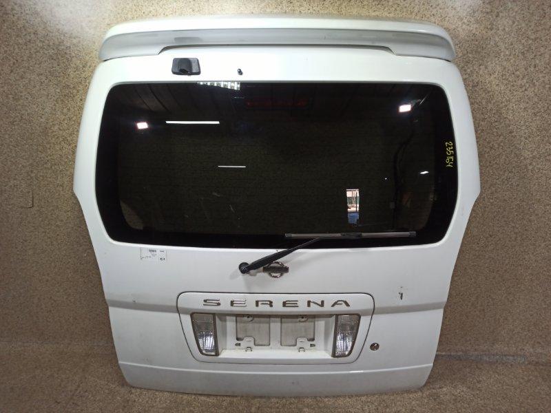 Дверь задняя Nissan Serena PC24 2000 задняя