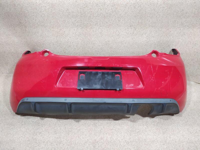 Бампер Citroen Ds3 S задний