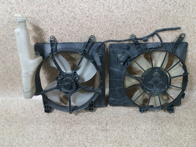 Вентилятор радиатора Honda Mobilio GB1 L15A