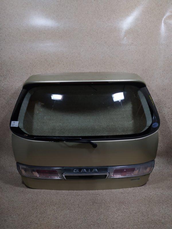 Дверь задняя Toyota Gaia ACM10 2001 задняя