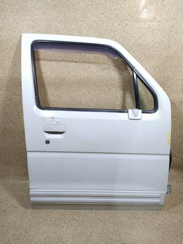 Дверь Suzuki Wagon R Wide MB61S передняя правая