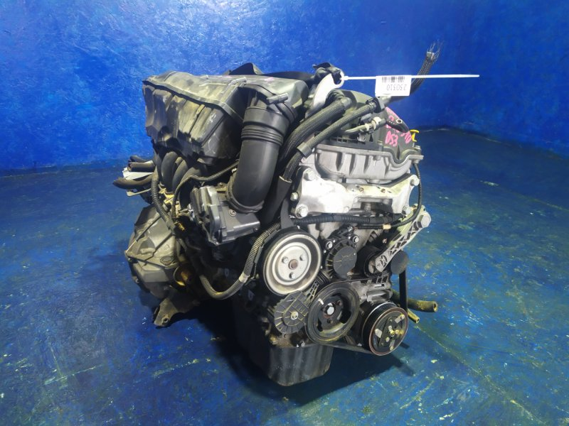 Двигатель Citroen Ds3 S EP6C (10FHBF) 2010