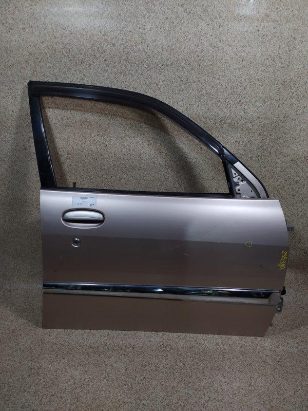 Дверь Toyota Duet M100A передняя правая