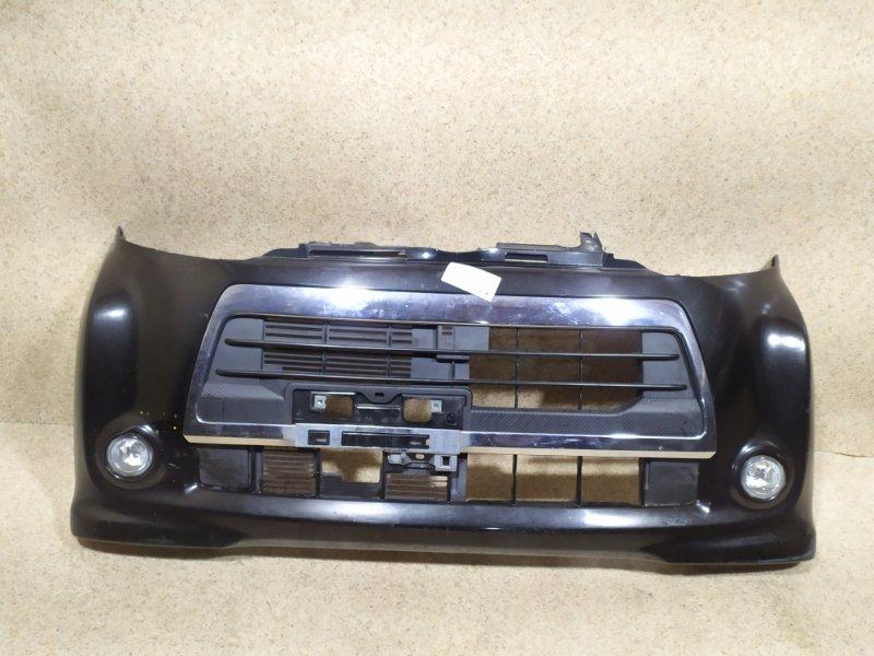 Бампер Daihatsu Tanto L375S 2012 передний