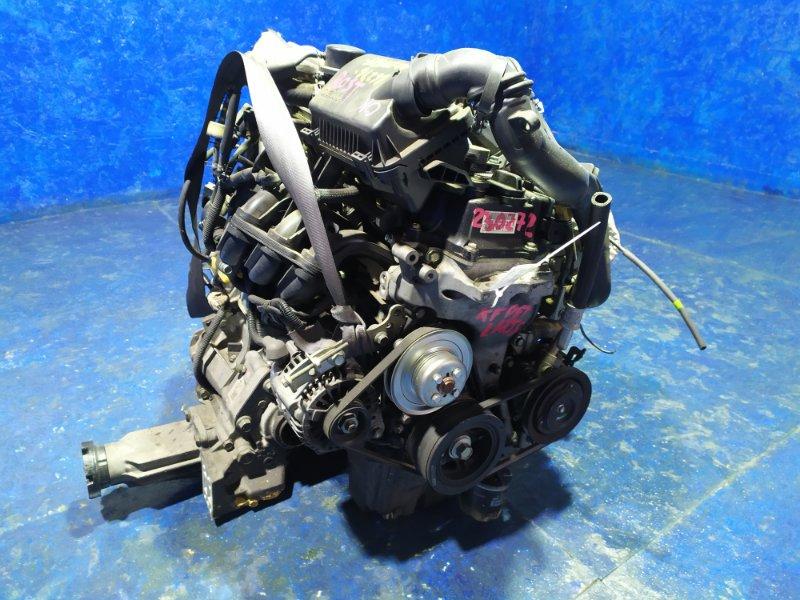 Двигатель Daihatsu Move L185S KF-DET 2007