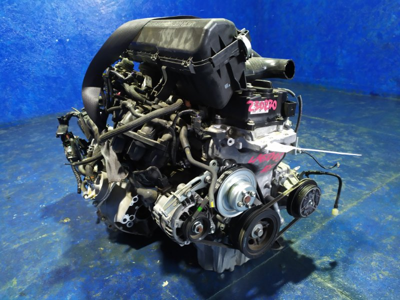 Двигатель Daihatsu Tanto LA600S KF-VE4 2016