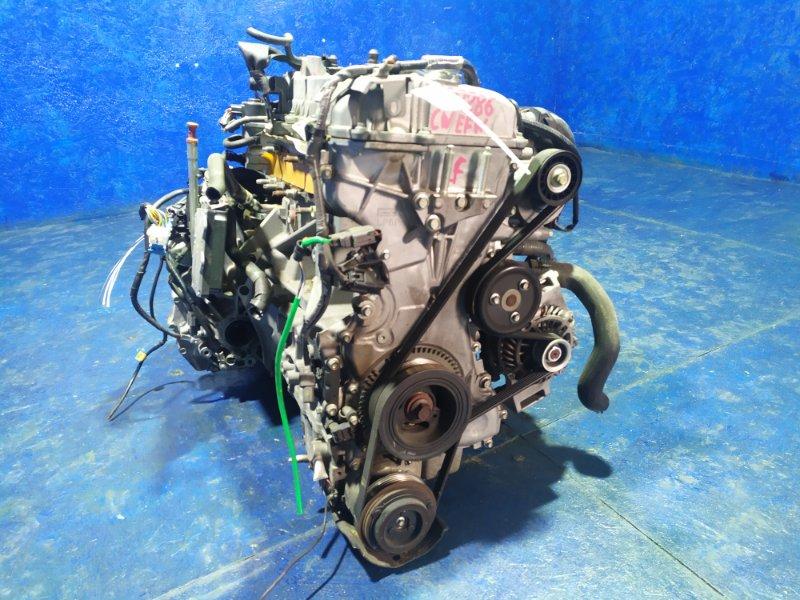 Двигатель Mazda Premacy CWEFW LF-VDS 2011
