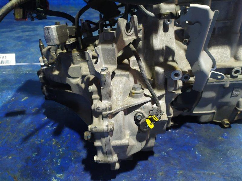 Мкпп Honda Fit GE8 L15A VTEC 2007