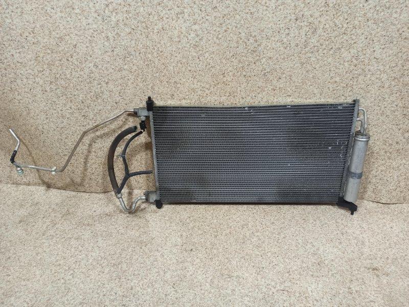Радиатор кондиционера Nissan March BNK12 CR14DE